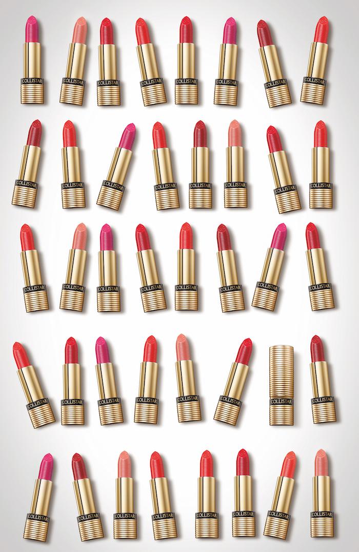 Collistar Unico lipstick collectie