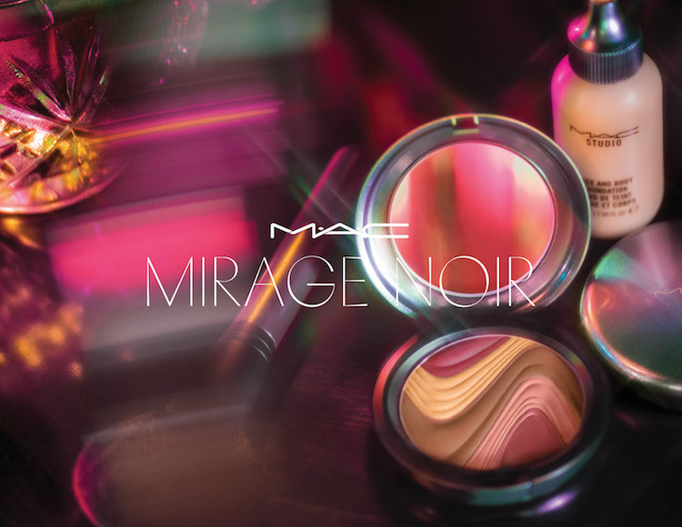 M.A.C Cosmetics Mirage Noir collectie