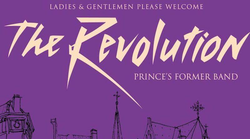 Iconische 'Purple Rain' begeleidingsband van Prince 'The Revolution' in Paradiso