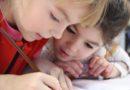 Hulp bij huiswerk kan van invloed zijn op de persistentie van het kind