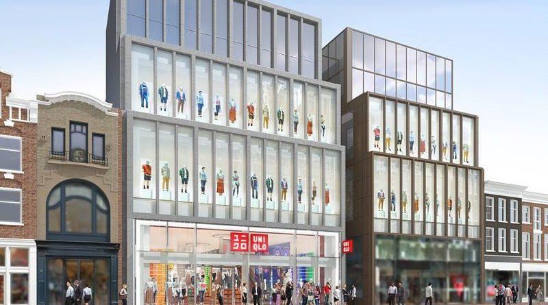 Uniqlo opent dit najaar haar eerste winkel in Amsterdam